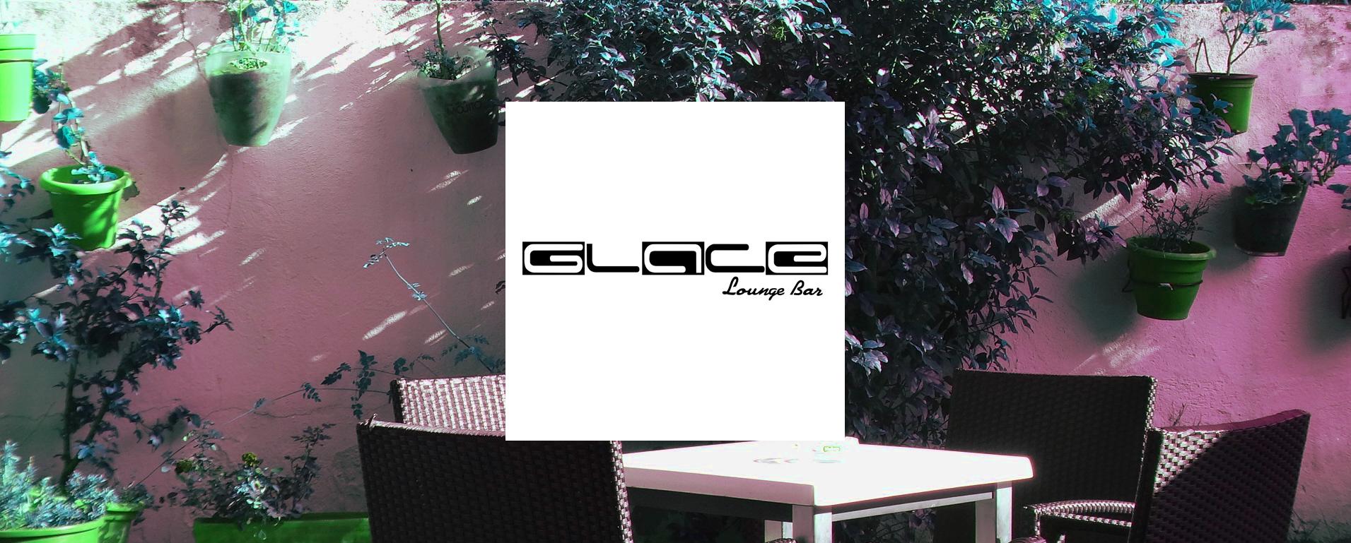 Glace vaporwave