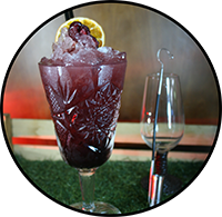 cocktail bramble daki